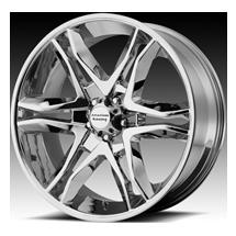 17 American Racing Mainline Rims Wheels 17x8 25 5x120